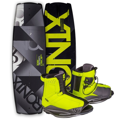 RONIX VAULT 2017 W/DISTRICT BOAT PACKAGE
