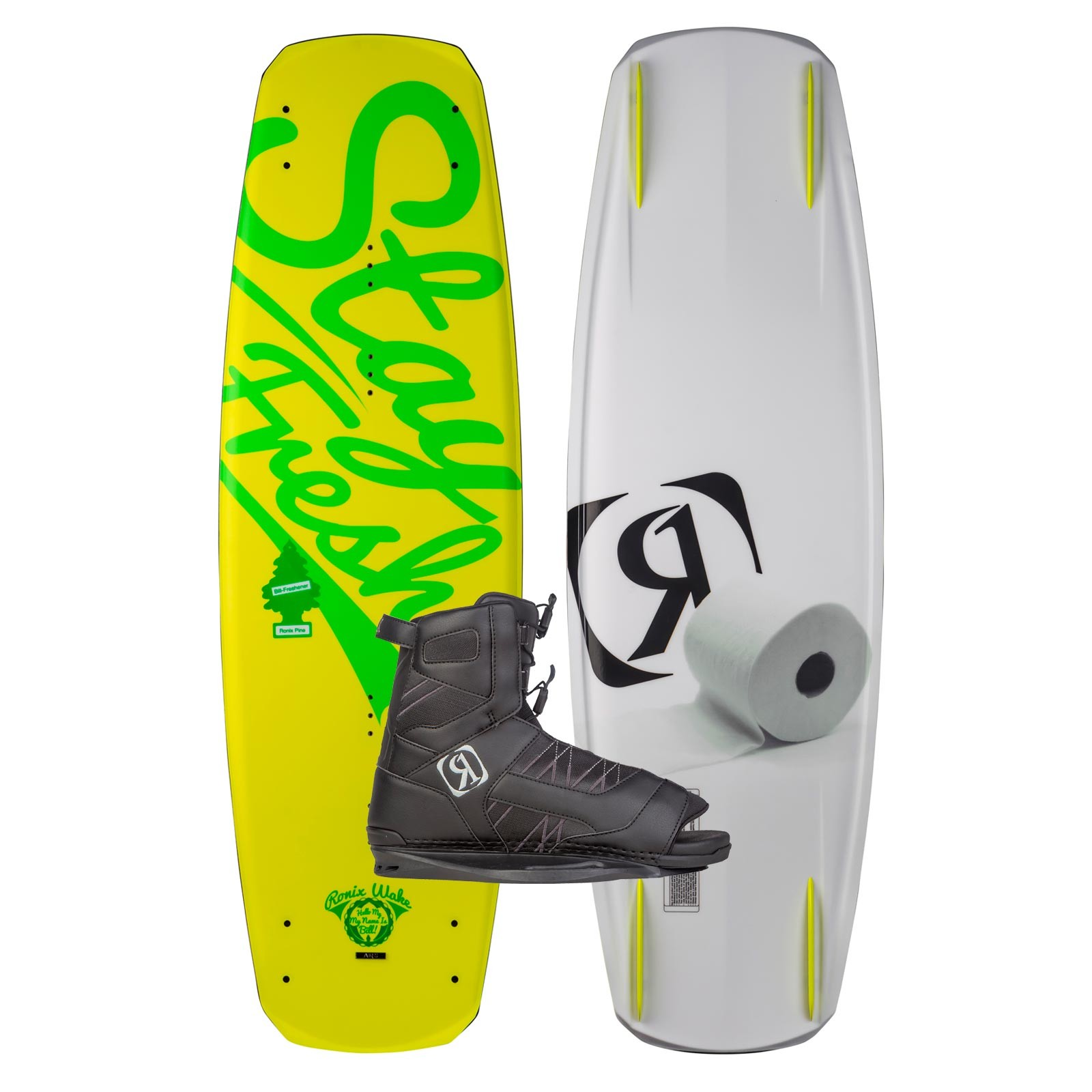 2016 RONIX BILL W/DIVIDE HYBRID PACKAGE