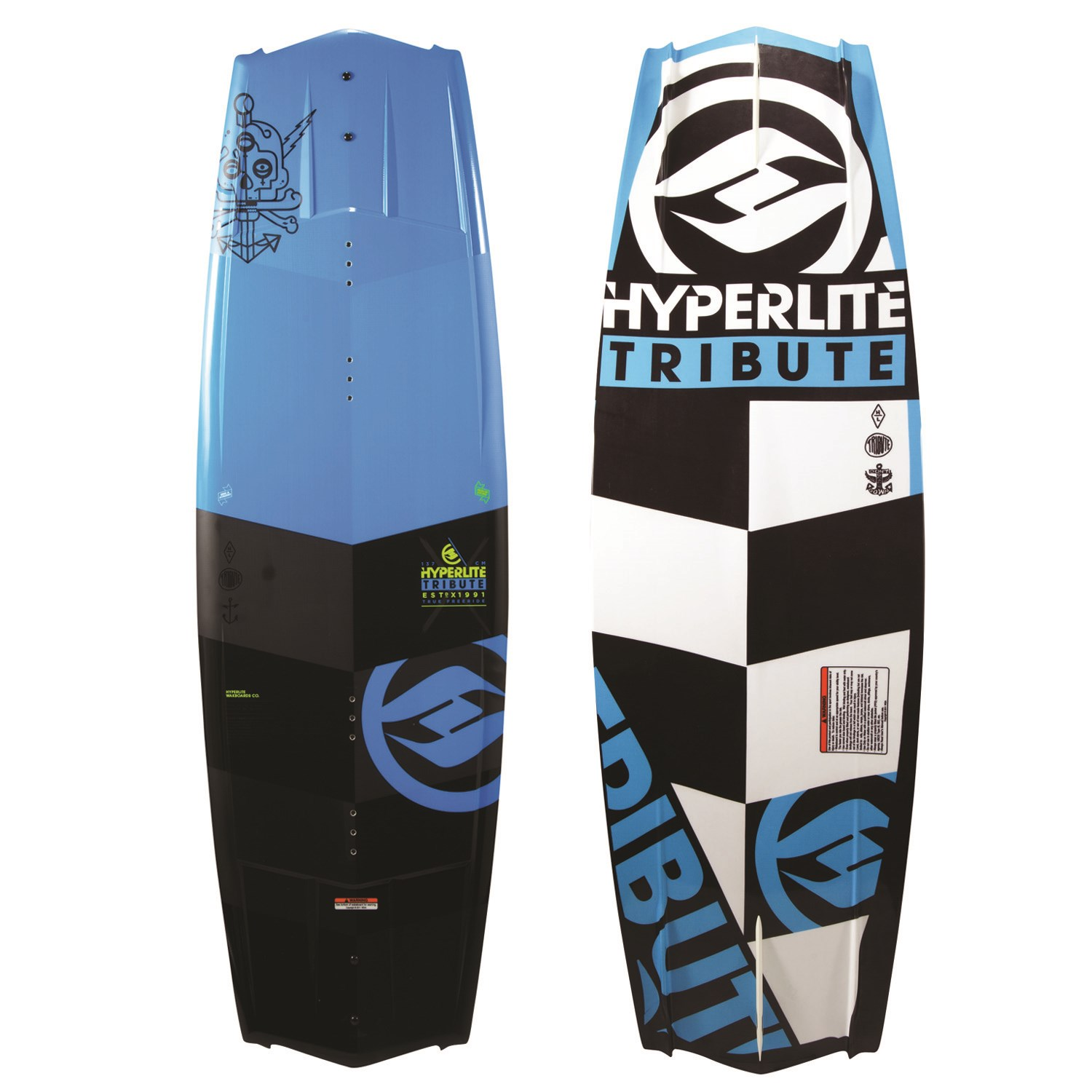 HYPERLITE TRIBUTE 2017 BOAT WAKEBOARD