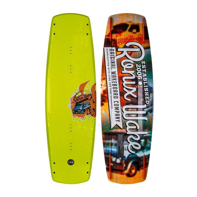 Ronix Code 21 143 2017 Boat Wakeboard