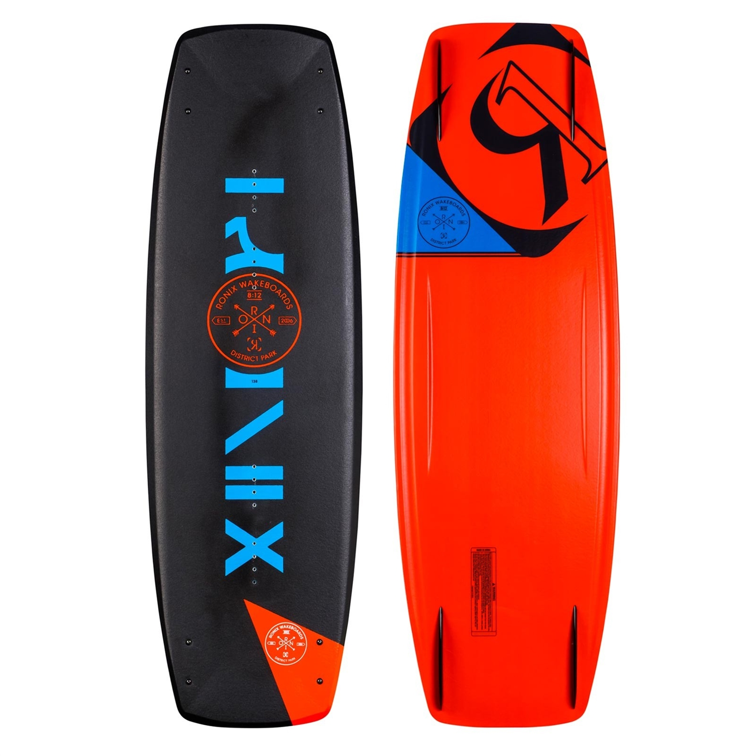 Ronix District Parks 138 2016